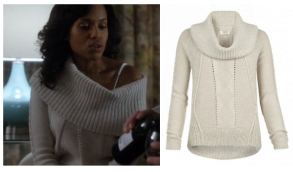 sweater olivia pope scandal kerry washington