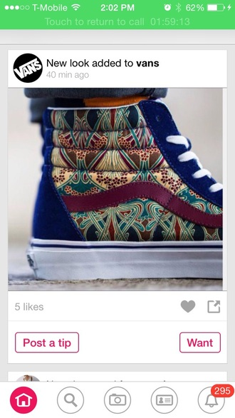 shoes vans hipster trendy retro fashion style cool pretty high heels