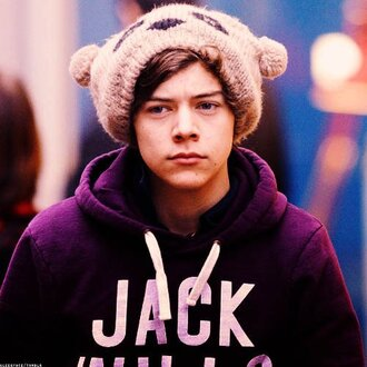 hat harry styles one direction celebrity sweater