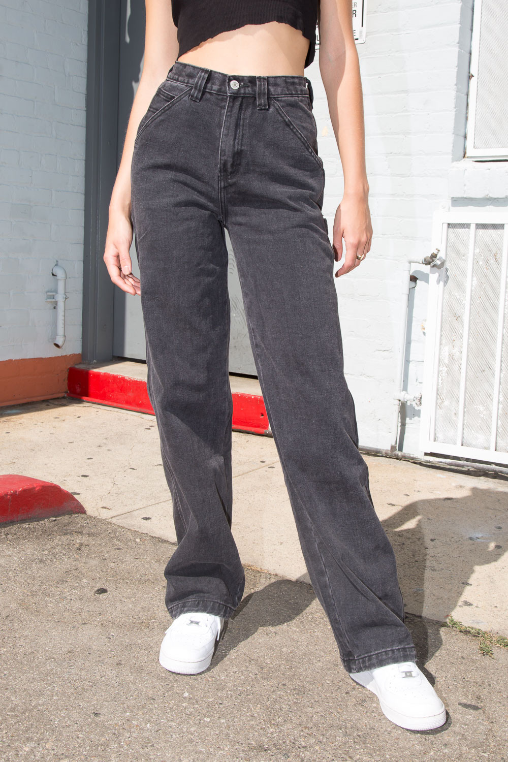 Feanne Jeans - Bottoms - Clothing