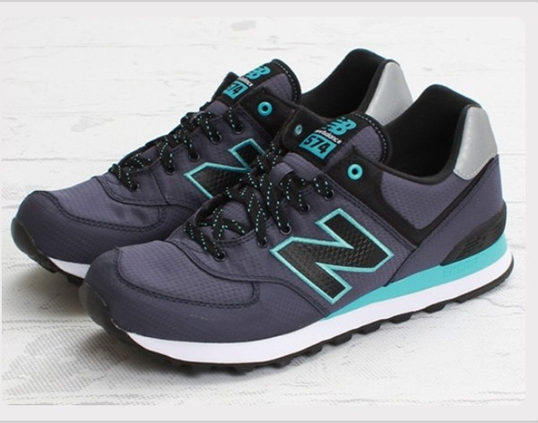 shoes blue running show training shoe new balance