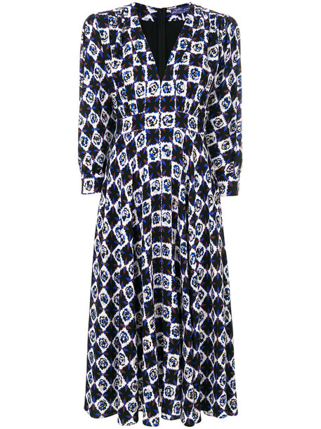 Emilio Pucci dress midi dress women midi spandex black silk