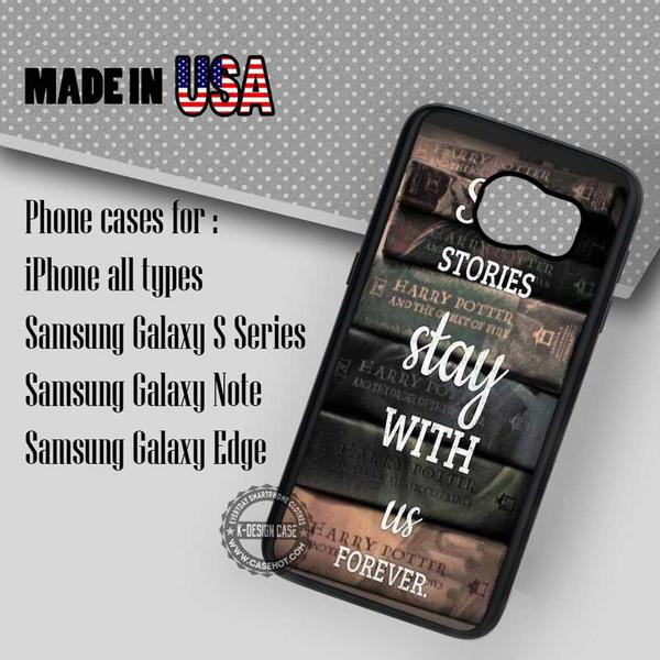 Samsung S7 Case - Harry Potter Book Quote - iPhone Case #SamsungS7Case #hp #yn