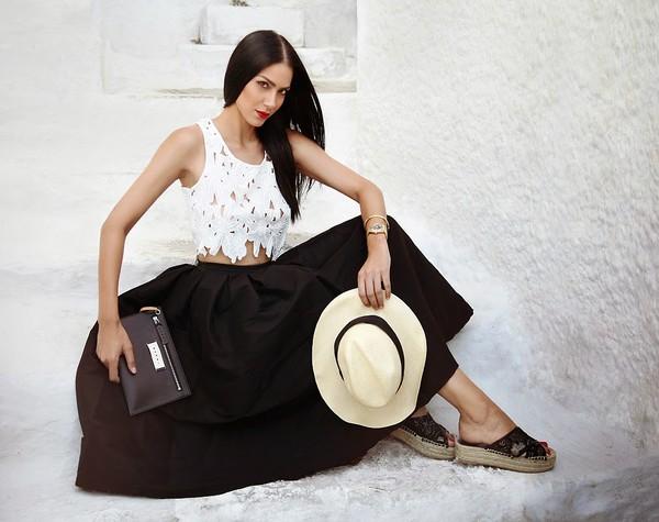 serial klother top skirt bag