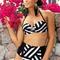 Diva underwire high waist swimsuit - on sale