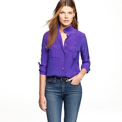 Silk Shirt Womens Photo Album - Reikian