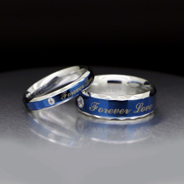 Jewels Couples Rings His And Hers Rings Rings For Him And Hers