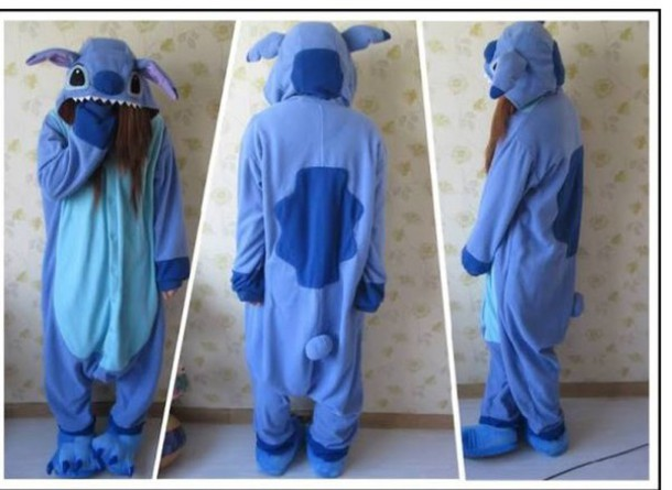66a8be64d4ea pajamas lilo and stitch onesie