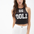 OG Doll Graphic Crop Top | Forever 21