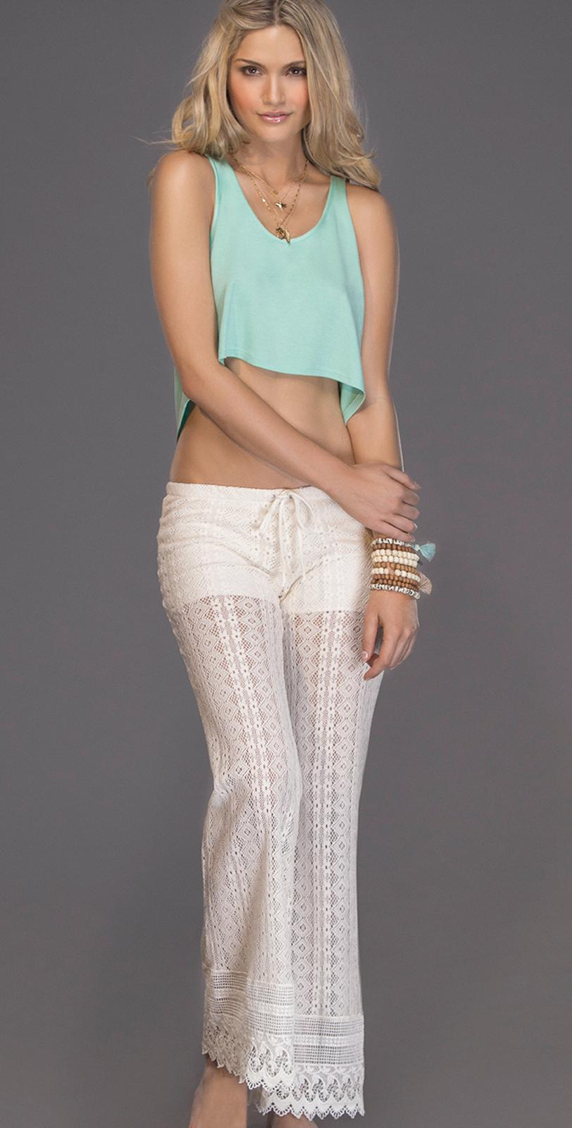 The Collection by L Space 2013 Coachella Pants | Southbeachswimsuits