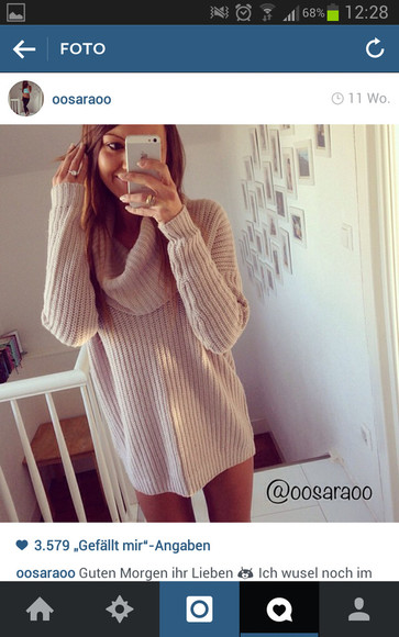 beige sweater cotton sweater
