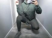 jacket,olive green,green,hoodie,olive green jacket,sweatshirt,distressed hoodie,ripped,khaki,streetstyle,yeezy,tank top,sweater