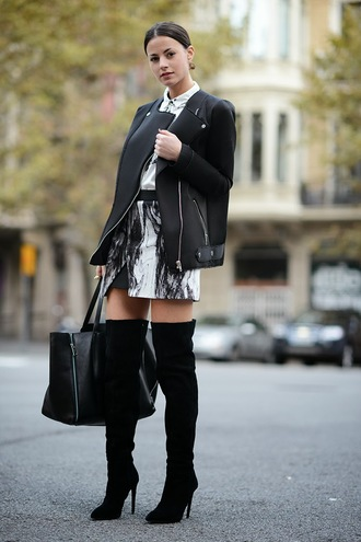fashion vibe skirt bag shoes jacket shirt coat