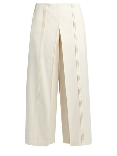 ZEUS + DIONE silk pants
