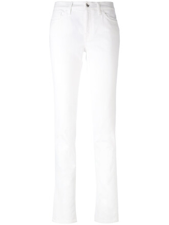 jeans skinny jeans women classic spandex leather white cotton
