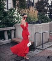 dress,maxi dress,polka dots,mini bag,ruffle dress,high heel sandals,sunglasses