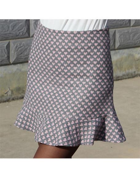 princess girl wow heart blogger elegant cute skirts