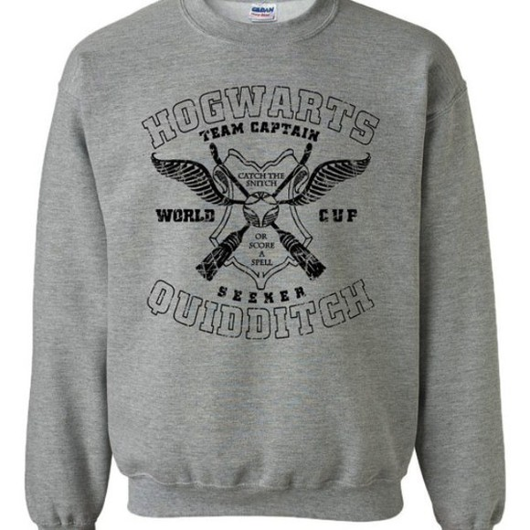 sweater harry potter the hunger games divergent percy jackson hogwarts the mortal instruments harrypotter quidditch