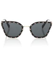 embellished,sunglasses,black