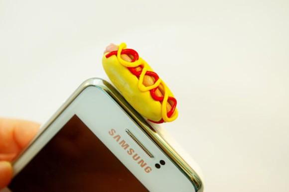 funny technology hot dog