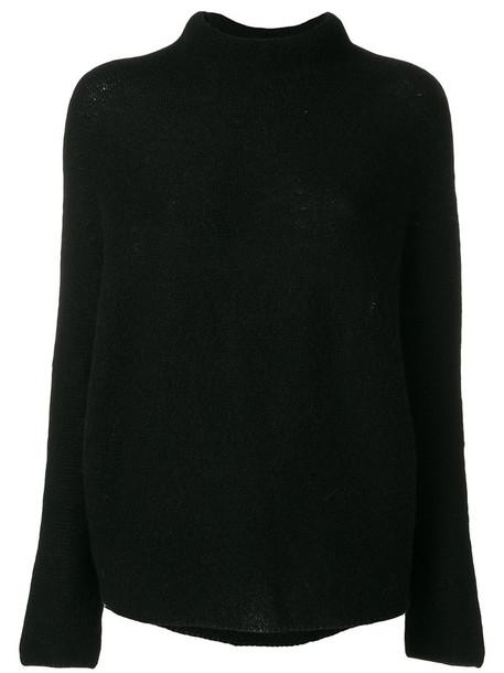 Christian Wijnants jumper women black sweater