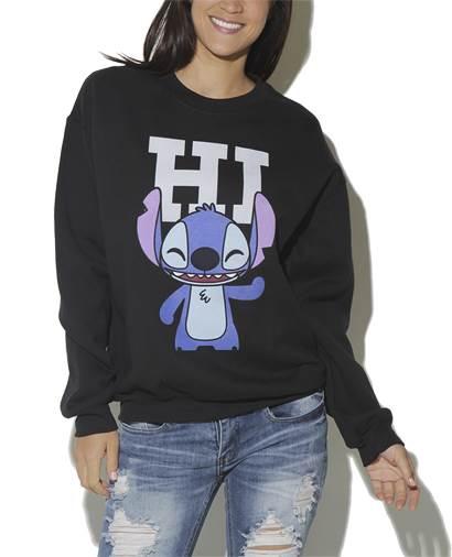 Lilo & stitch sweatshirt at the wet seal in plattsburgh