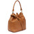 Claire Bucket Bag - Camel