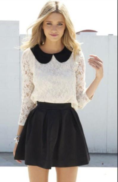 dress top skirt