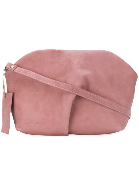 Marsèll women bag shoulder bag leather purple pink