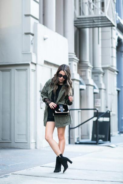 wendy's lookbook blogger top jacket shoes bag sunglasses jewels