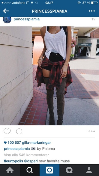 shoes pia mia perez over the knee boots overtheknee grey black boots