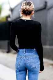 jeans,denim,blue jeans,high waisted,pants,blue,high waisted jeans,levi's