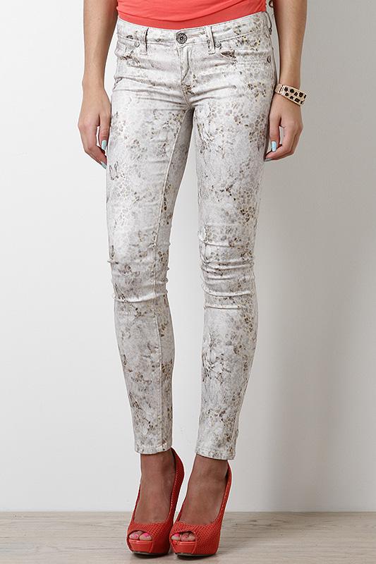 Clouded Spot Jeans