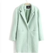 mint,coat,peacoat dress,winter coat,winter outfits,fashion