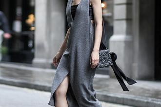 fake leather blogger dress scarf bag sweater jumpsuit pants shoes belt