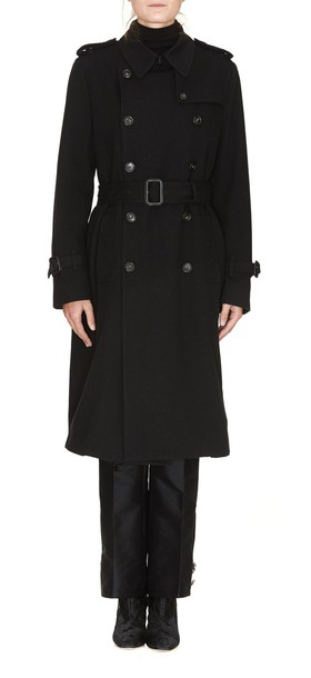 Department 5 black coat