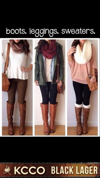 shoes fall sweater fall outfits