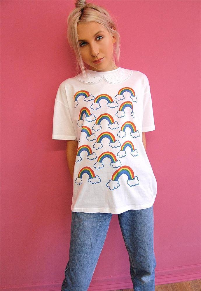 Over the rainbow t