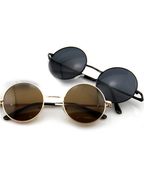 Vintage Circle Frame Sunnies | Outfit Made