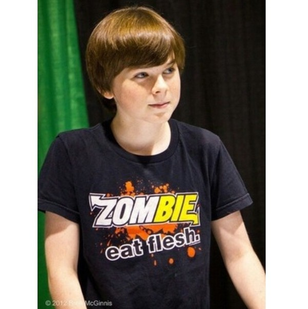 t-shirt chandler riggs