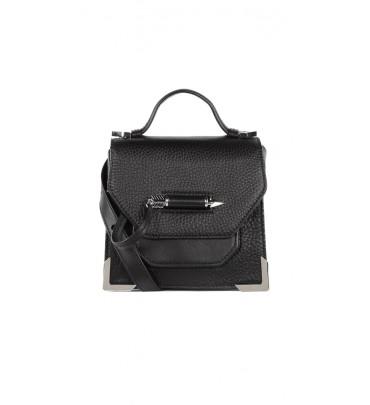 S4 small black corssbody bag