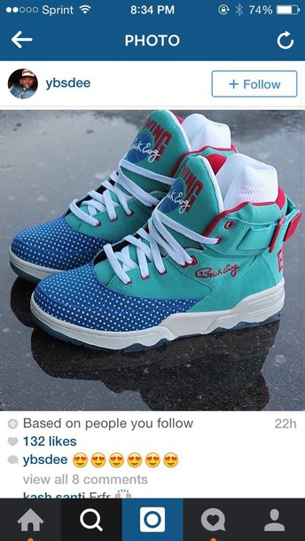shoes ewing athletic