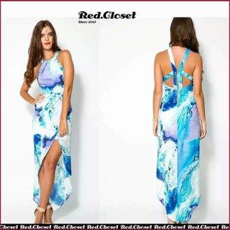 dress printing elegant dress tunic dress crewneck mini dress asymmetrical dress