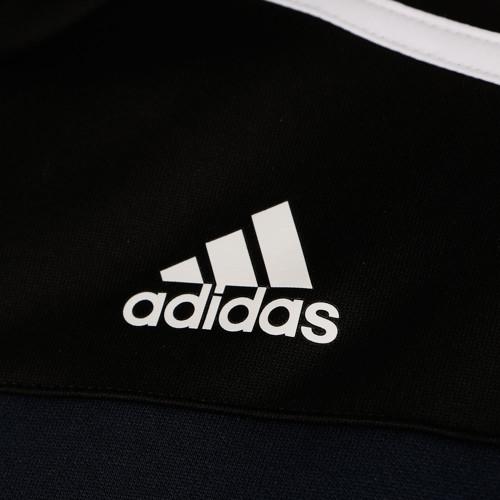 Tennis-Point.co.uk | adidas Response Court Jacket Women white/black | buy online at Tennis-Point.co.uk