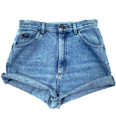 Original 420 Rolled Shorts - Arad Denim