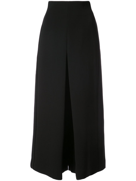 Dvf Diane Von Furstenberg culottes high waisted high women black pants