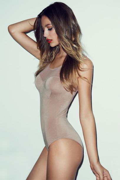 sexy sheer underwear