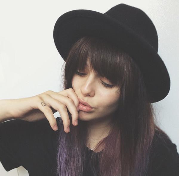acacia brinley grunge hipster hat