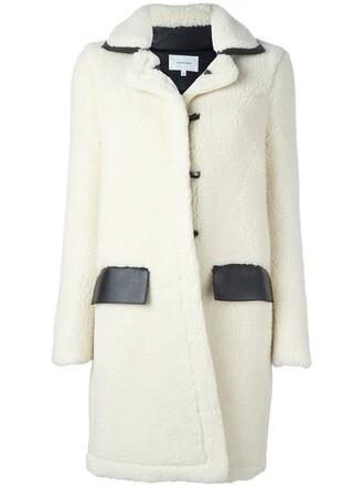 coat white