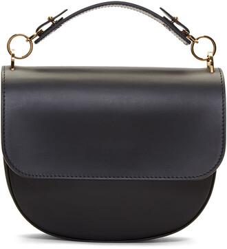 bow bag black